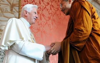 Ratzinger Dalai lama