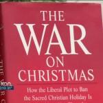"""Anche quest'anno gli atei combattono la """"guerra al Natale"""""""