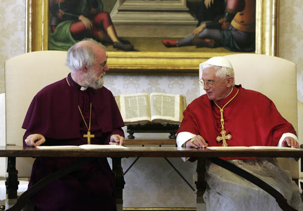 Williams e  Ratzinger