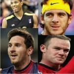 Rooney, Messi, Del Potro, Darden: testimoni di fede
