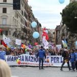 """La """"Marcia per la vita"""" incoraggiata da Papa Francesco"""