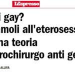 Suicidi gay? Il dott. Gandolfini ha ragione, non dipendono dall'omofobia