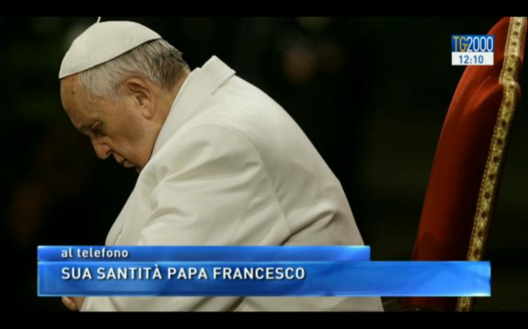 Papa francesco attentato
