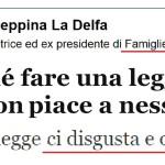 Unioni civili. Matteo Renzi umilia se stesso, le coppie Lgbt e il popolo della famiglia
