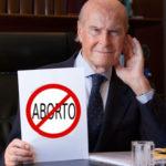 Per Umberto Veronesi «l'aborto è un male», ma l'embrione non era un grumo di cellule?