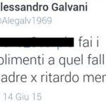 """Alessandro Galvani, l'insultatore Lgbt che insegna """"linguaggio rispettoso"""""""
