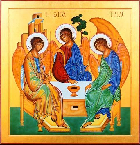 mistero trinità cristianesimo