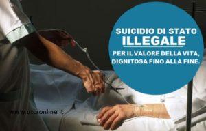 Eutanasia, dieci grandi ragioni contro il suicidio di Stato