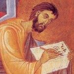 Gospel of Mark is based on the eyewitness of St. Peter