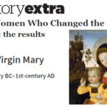 Mary of Nazareth, the twelfth greatest woman in history? A foolish ranking.