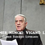 The ex spokesman of Benedict XVI exposes Viganò