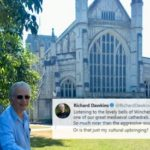 «The churches' bells are most beautiful». Dawkins surprises again