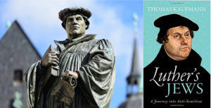 Luther and antisemitism: the floor to a Lutheran historian