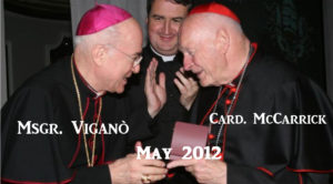 Eight uncomfortable questions Msgr. Viganò had better not answer