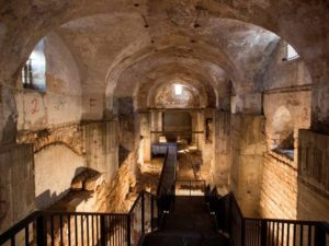 Herod's palace discovered and new historical proofs about King David