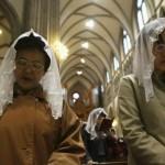 Crescono i cattolici in Corea del Sud: 116mila in più nel 2009