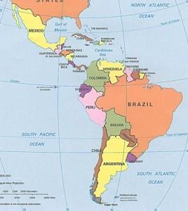 Cartina Fisica America Latina.Colonialismo Il Ruolo Della Chiesa Cattolica Uccr