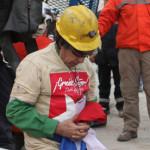 Cile: i minatori e governo uniti in una celebrazione di ringraziamento a Dio