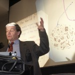 L'astrofisico Penrose, ex collega di Hawking: «il multiverso non ha superato Dio»