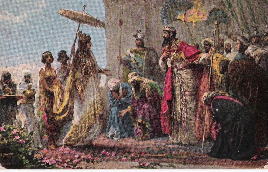 Risultati immagini per ebrei antichi salomone