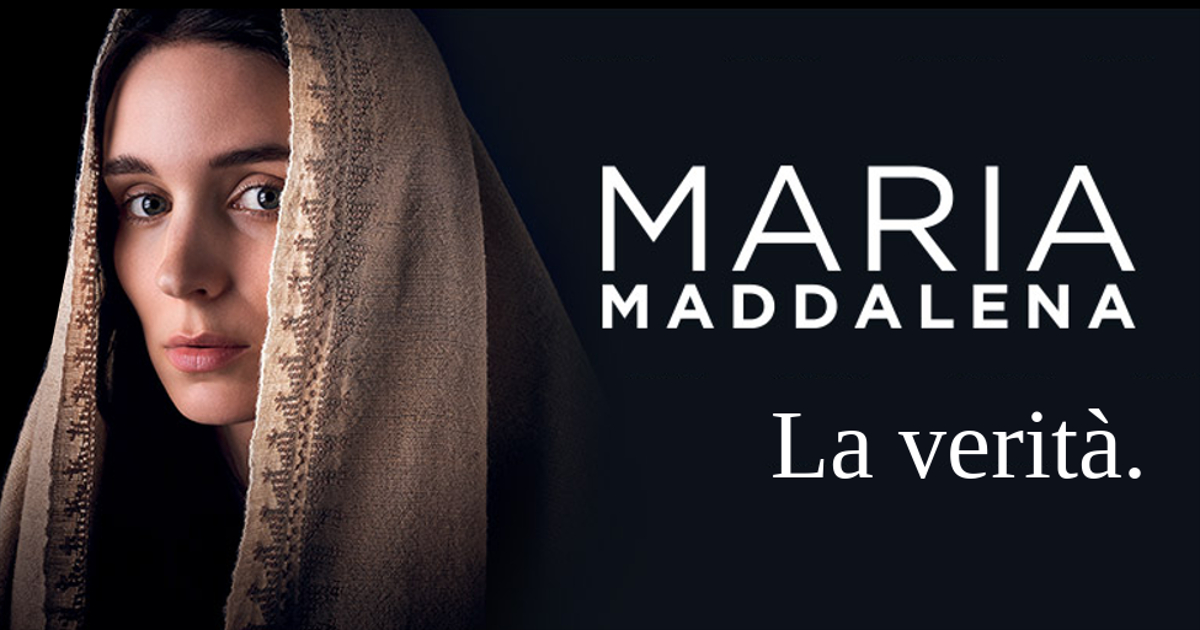 Maria Maddalena era una prostituta?