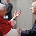L'UAAR ossessiona Napolitano, ma lui preferisce scrivere alPapa