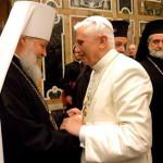 Grandi passi per l'unificazione tra cattolici e ortodossi
