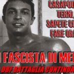 Gli atei comunisti di Indymedia esultano per la morte di Pietro Taricone