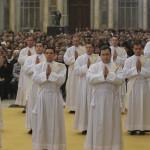 Spagna, aumentano del 15% i nuovi sacerdoti ordinati