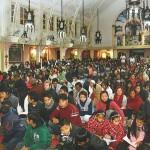 Continua a crescere la Chiesa cattolica in Nepal