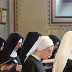 Il 60% delle suore possiede una laurea prima di entrare in convento