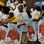 In Africa il numero di cattolici cresce del 6-7% all'anno