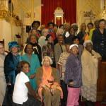 Nuovo studio: le donne che frequentano la chiesa sono meno depresse