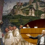 Benigni al Parlamento Europeo: «i monaci di San Benedetto, creatori della civiltà»
