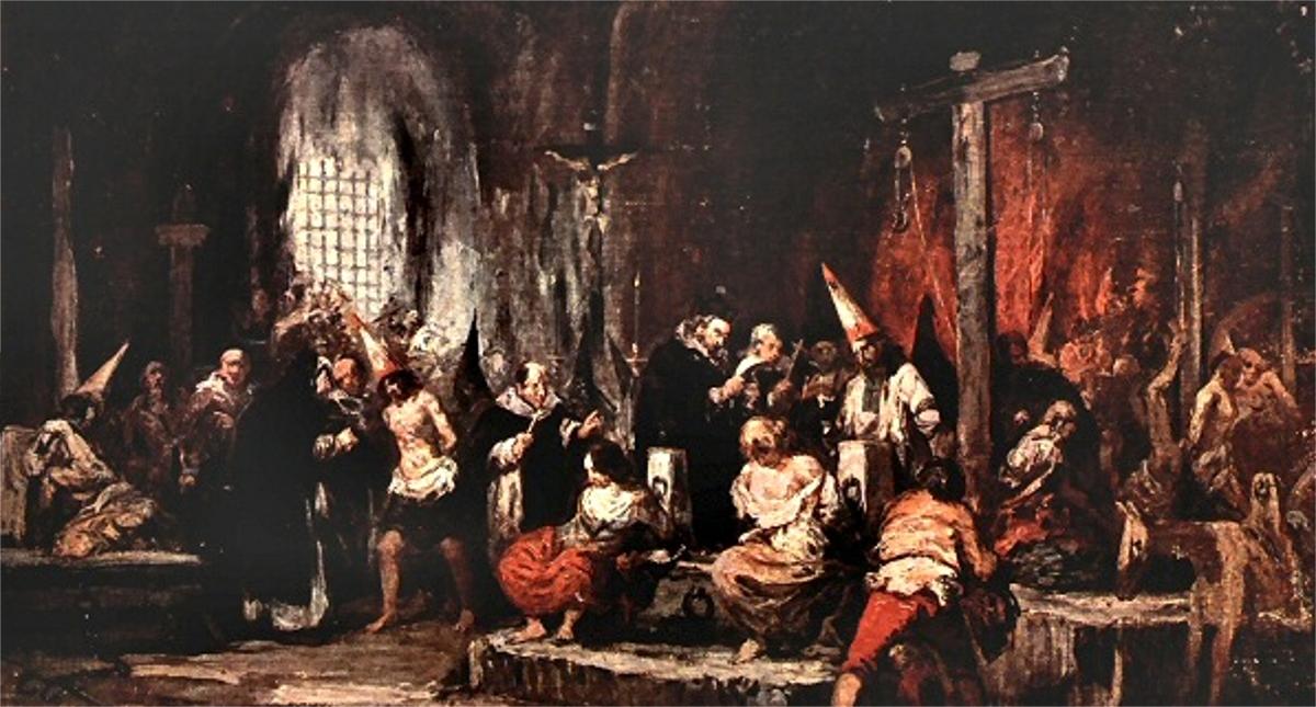medioevo inquisizione
