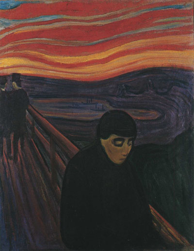 Disperazione (Munch)