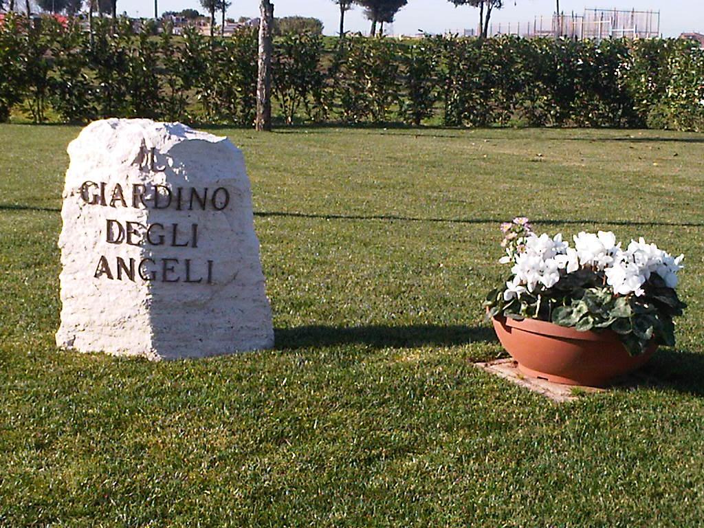 Femministe contro cimitero per feti abortiti ma le donne si ribellano uccr - Il giardino degli angeli ...