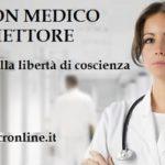 """""""L'obiettore è un buon medico"""", parla il dott. Stefano Bruni"""
