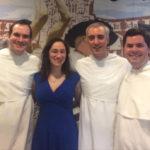 L'ex blogger atea Leah Libresco ha ricevuto il battesimo cattolico