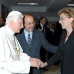 L'Osservatore Romano diretto da una donna, il Fatto Quotidiano no