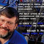 Il premio Nobel William Philips: «sono uno scienziato serio e credo seriamente in Dio»
