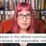 Misoginia dilagante nella comunità atea, parla Rebecca Watson