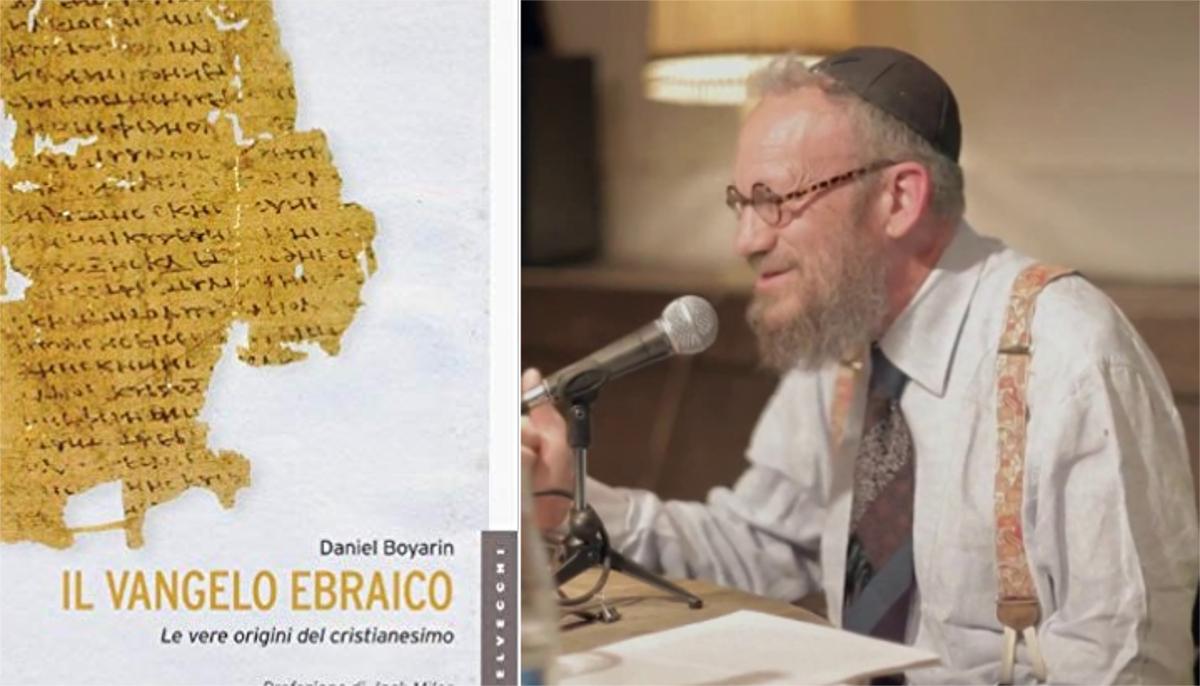 il vangelo ebraico
