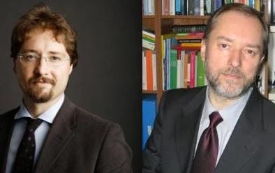 Telmo Pievani e Giorgio Vallortigara