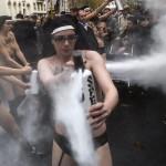 Le femministe italiane stravolgono la legge 194