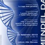 """Nascono i """"Mendel day"""", armonia tra scienza e fede"""