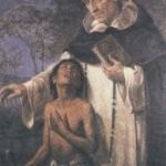 La Chiesa stava con gli Indios in America Latina