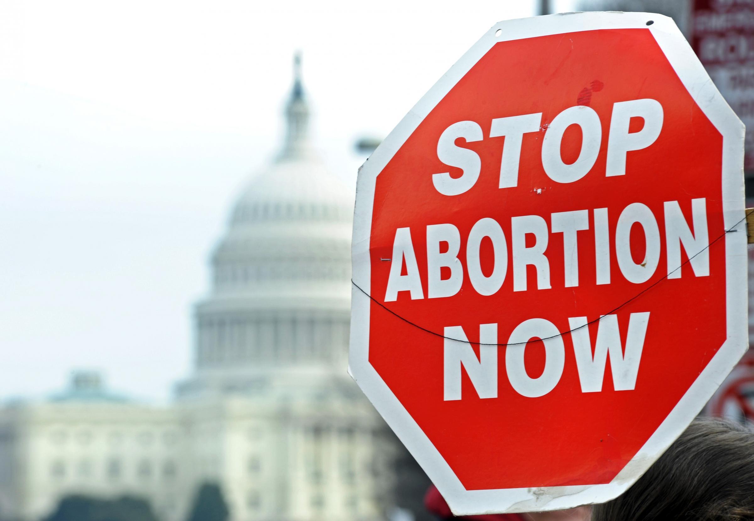 Stop aborto