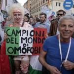 """In Italia non esiste l'omofobia, lo dice anche """"Repubblica"""""""