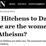 Perché poche donne tra gli atei? Troppa aggressività e molestie